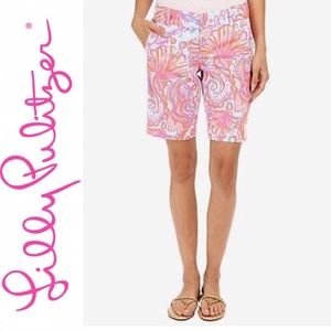 NWT Lilly Pulitzer Chipper Short-Too Much Bubbly